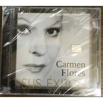 Cd +dvd Carmen Flores Sus Éxitos Nuevo +cd De Regalo