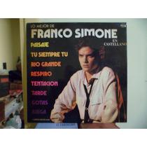 Disco De Franco Simone
