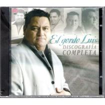 El Gordo Luis - Discografia Completa Cd 2015