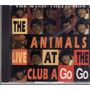 The Animals - Live At The Club A Gogo -cd Nuevo Cerrado
