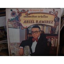 Vinilo Ariel Ramirez Valsecitos Criollos