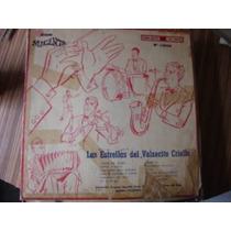 Vinilo Las Estrellas Del Valsecito Criollo