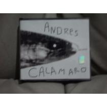 Andres Calamaro El Salmon Box 5 Cds
