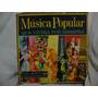 Longplay Disco Vinilo Musica Popular Vivirá Por Siempre