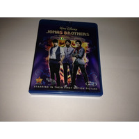 Jonas Brothers - Experience Concert Blu Ray Con Lentes 3d