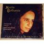 Maria Bethania Canciones Y Momentos Cd Nuevo Sellado