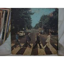 Long Play Disco Vinilo The Beatles Abbey Road