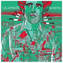 Andres Calamaro Bohemio Vinilo Verde Nuevo Importado Lp