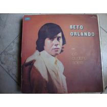 Vinilo Beto Orlando Con Los Cuatro Soles