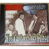 Los Cantores De Alba Coleccion Platino Cd Nuevo Sellado