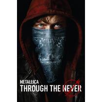 Blu Ray Metallica Through The Never 2 Disc Nuevo Original