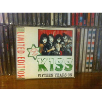 Kiss Fifteen Years On Interview Picture Cd Uk