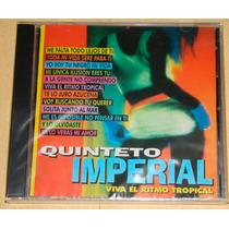 Quinteto Imperial Viva El Ritmo Tropical Cd Nuevo Sellado