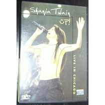 Shania Twain - Up! - Live In Chicago - Dvd En Buen Estado!