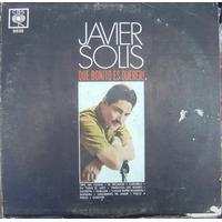 Vinilo L P./ Que Bonito Es Querer./ Javier Solis.