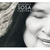 Mercedes Sosa - Cantora Un Viaje Íntimo (2 Cds + Dvd)