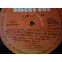 Sin Tapa Disco Julia Avalos Manseros Santiagueños Cosquin 80