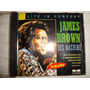 James Brown Sex Machine Live Concert Audio Cd En Caballito*