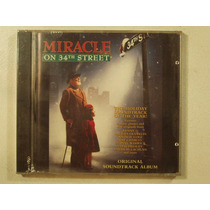 Cd Miracle On 34th Street Soundtrack Pelicula Banda Sonora