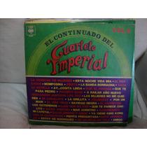Vinilo Cuarteto Imperial El Continuado 2