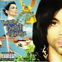 Prince - Graffiti Bridge Cd Importado Usa Como Nuevo!!!