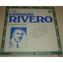 Edmundo Rivero Cantores Del Valle Vinilo Argentino