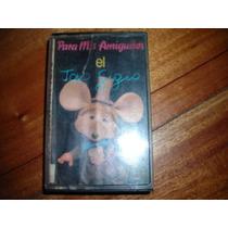 Cassette Del Topo Gigio Para Mis Amiguitos Del