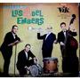 Los 4 Del Embers-vinilo Muy Raro- Para Coleccionistas