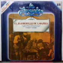 Lp Vinilo: La Zarzuela Atc Nº23: El Barberillo De Lavapies