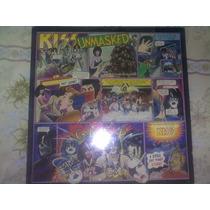 Disco De Vinilo Impecable De Kiss Unmasked Made In Usa