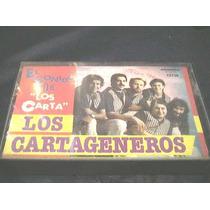 Los Cartageneros El Sonido De Los ,,,,,cassette