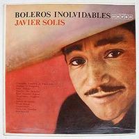 Javier Solis - Boleros Inolvidables - Vinilo
