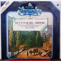Lp Vinilo: La Zarzuela Atc Nº9: El Cantar Del Arriero