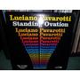 Luciano Pavarotti- Standing Ovation- Vinilo Made In Canada