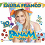 Laura Panam Franco Panam Y Circo Cd + Dvd Original Clickmusi