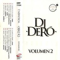 Dj Dero Volumen 2 Cassette