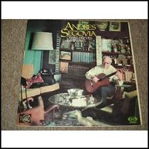 Andres Segovia Obras Breves Españolas Guitarra Lp