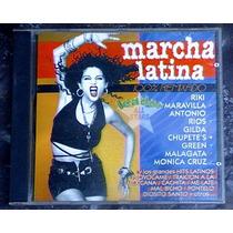 Marcha Latina: 100% Remixado- Riki Maravilla, Malagata Gilda