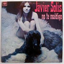 Javier Solis - No Te Maldigo - Vinilo