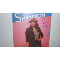 Lp Vinilo Shannon - Let The Music Play
