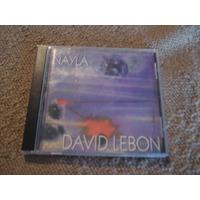 David Lebon - Nayla - Caja Acrilica / Descatalogado