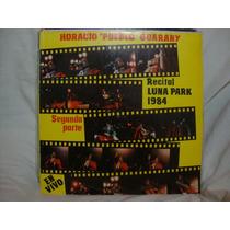 Vinilo Horacio Guarany Recital Luna Park 1984