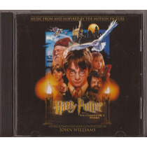 Harry Potter And The Philosophers Stone John Williams 2 Cds