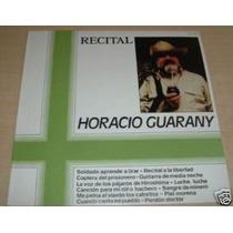 Horacio Guarany Recital Vinilo Argentino