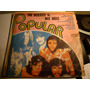 The Beatles Vs Bee Gees Popular Vinilo Argentino Excelente