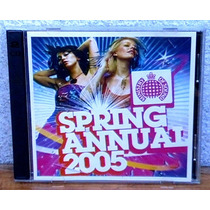 Ministry Of Sound: Spring Annual 2005 - 2 Cds ( Como Nuevo)