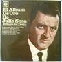 El Album De Oro Julio Sosa, El Varón Del Tango Vinilo