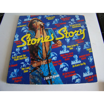 The Rolling Stones Story 2 Lp Vinilo Holanda Libro Exce+++