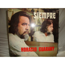 Vinilo Siempre Horacio Guarany