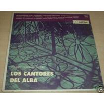 Los Cantores Del Alba - Cantores Del Alba Vinilo Argentino